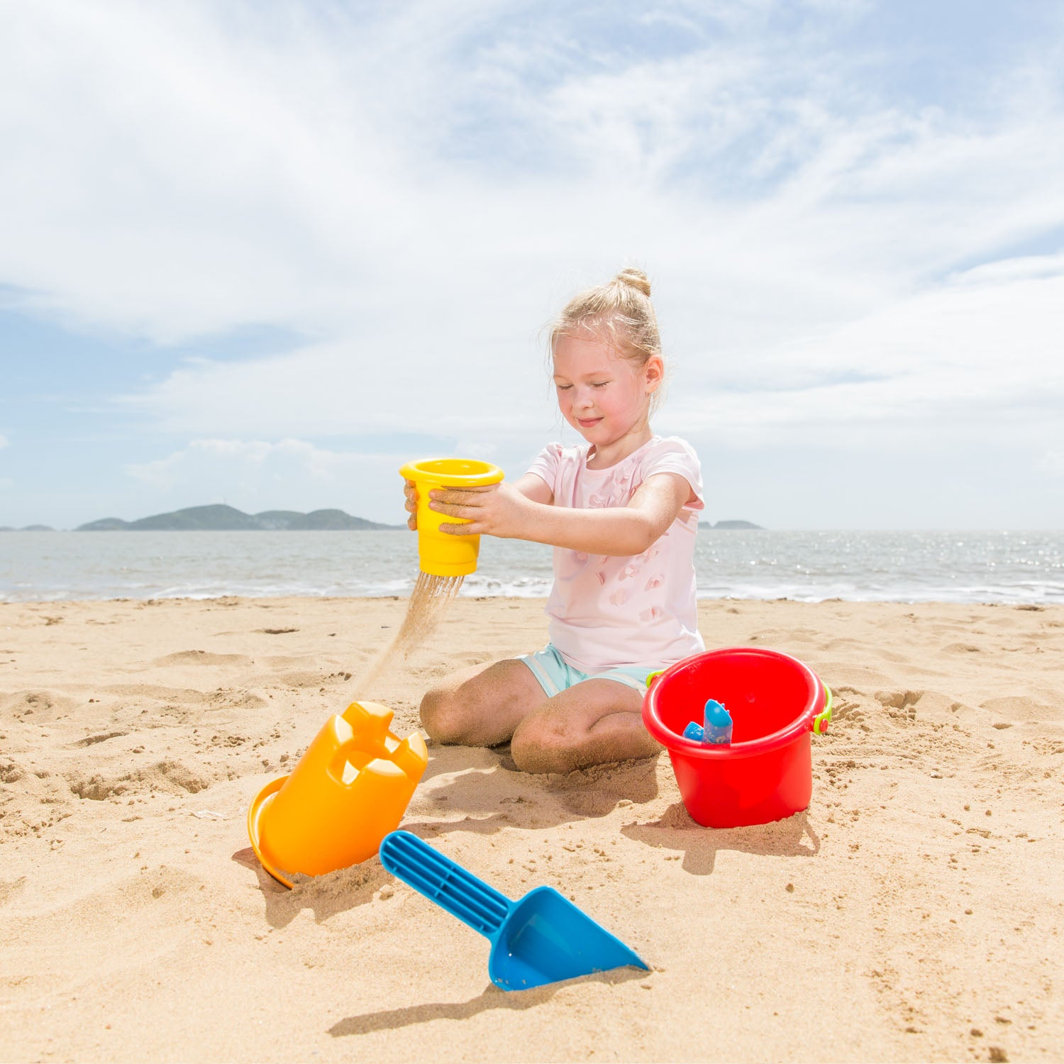 5-in-1 Beach Set