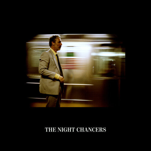 Baxter Dury - The Night Chancers (CD1/LP1)