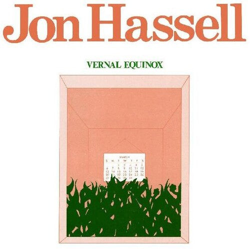 Jon Hassell - Vernal Equinox (CD1/LP1)