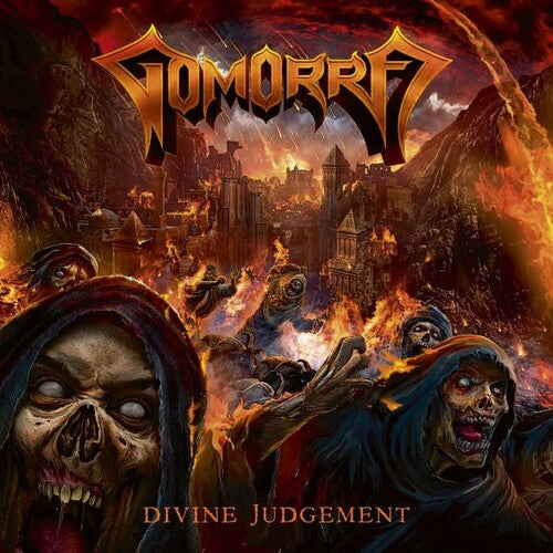 Gomorra - Divine Judgement (CD1/LP2)