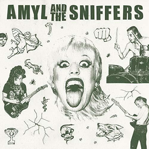 AMYL AND THE SNIFFERS - AMYL AND THE SNIFFERS (CD1/LP1)