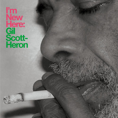 Gil Scott-Heron - I'm New Here''10TH Anniversary Expanded Edition'' (CD2/LP2)