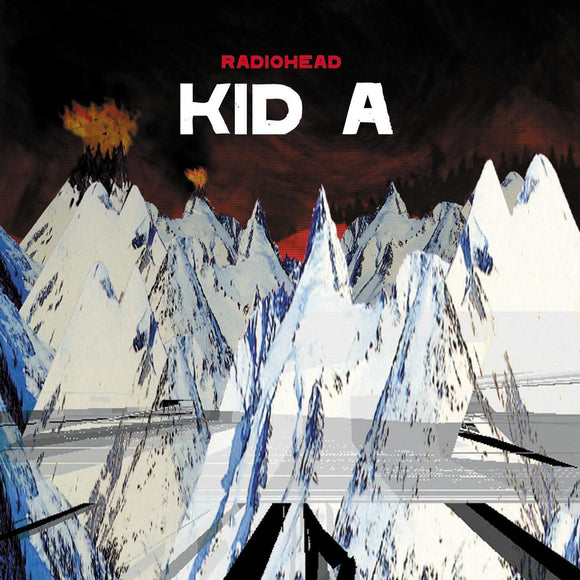 Radiohead - Kid A (CD1/LP2)
