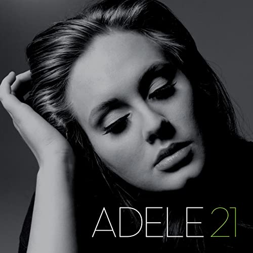 Adele - 21 (CD1/LP1)