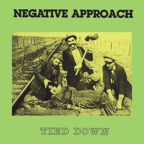 Negative Approach - Tied Down (Translucent Purple Vinyl-LP1)