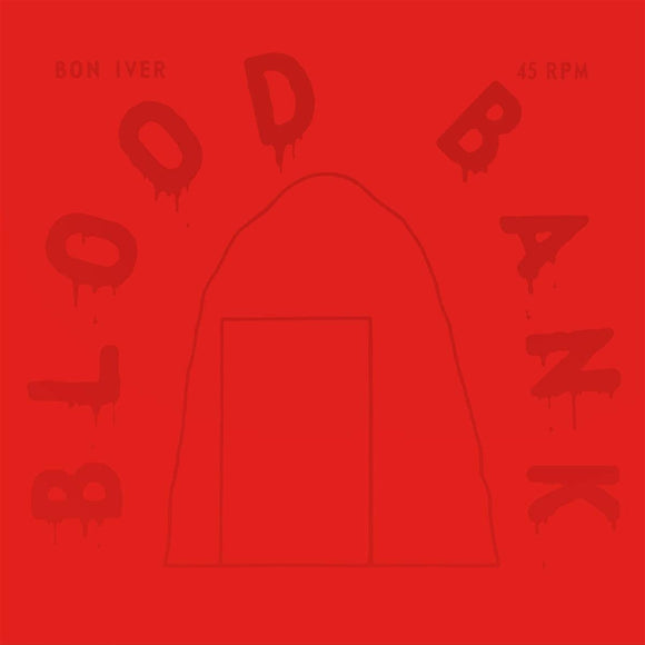 Bon Iver - Blood Bank EP ''10th Anniversary Edition'' (CD1/LP1)