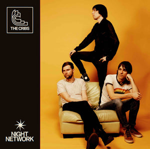 {PRE-ORDER} The Cribs - Night Network (CD1/LP1/MC1)