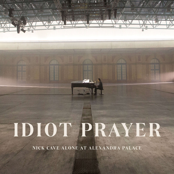 {PRE-ORDER} Nick Cave - Idiot Prayer: Nick Cave Alone at Alexandra Palace (CD2/LP2)