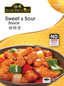 Dancing Chef Local Flavor Sweet & Sour Sauce 100g