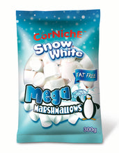 Load image into Gallery viewer, CorNiche Mega Marshmallow (Snow White) 300g