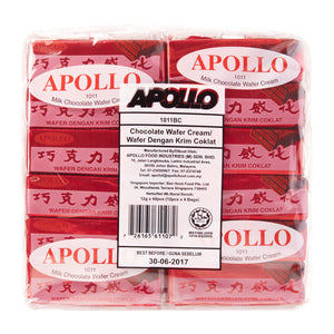 Apollo Chocolate Wafer Cream
