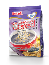 Load image into Gallery viewer, Gold Kili 3-in-1 Black Sesame Cereal (12's X 25g)