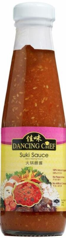 Dancing Chef Traditional Flavor Suki Sauce 230g