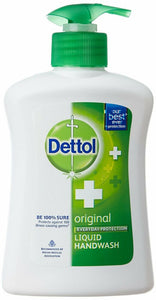 Dettol Anti-Bacterial Hand Wash - Original 750ml