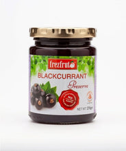 Load image into Gallery viewer, Frezfruta Blackcurrant Preserve 270g (HCS)