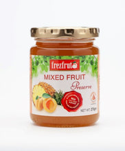 Load image into Gallery viewer, Frezfruta Mixed Fruit Preserve 270g (HCS)