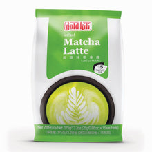 Load image into Gallery viewer, Gold Kili Matcha Latte (15's X 25g)