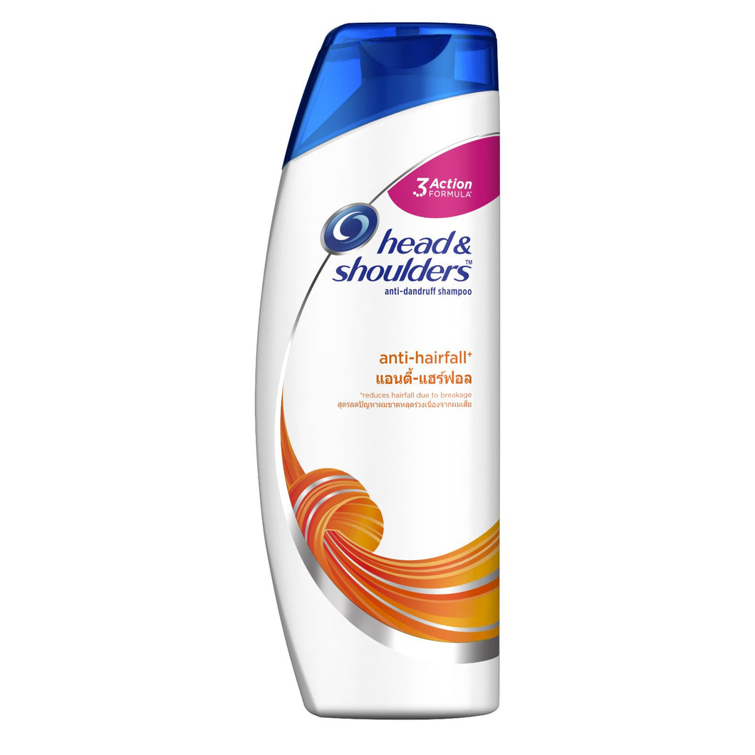 Head & Shoulders Anti-Dandruf Shampoo - Anti Hair Fall 330ml