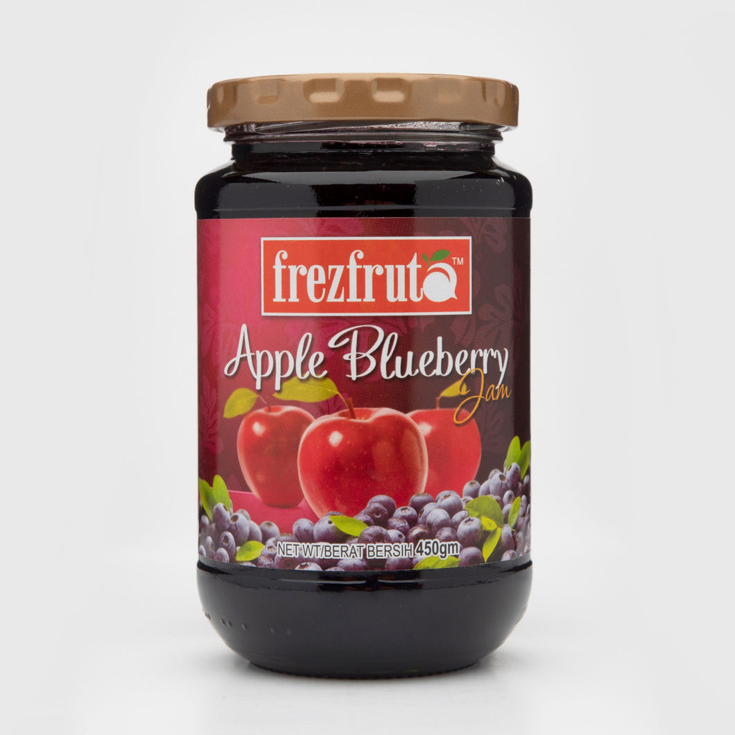 Frezfruta Apple Blueberry Jam 450g