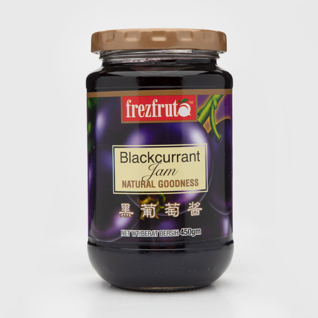 Frezfruta Blackcurrent Jam 450g