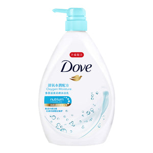 Dove Body Wash Go Fresh Oxygen Moisture 1L