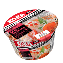 Load image into Gallery viewer, Koka Bowl Rice Noodles Spicy Marinara 70g