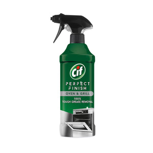 Cif Perfect Finish Oven & Grill Spray 435ml