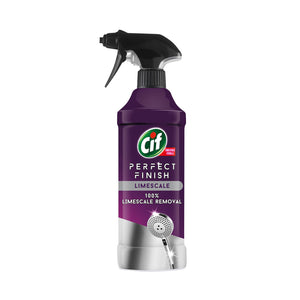 Cif Perfect Finish Limescale Remover Spray 435ml