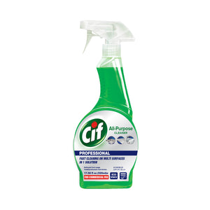 Cif Professional Anti-Bacterial All-Purpose Cleaner 520ml