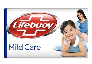 Lifebuoy Care Soap Mild Care (4pcs)