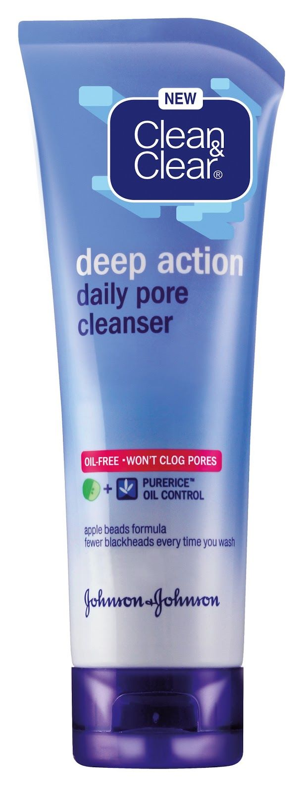 Clean & Clear Daily Pore Facial Cleanser 100g
