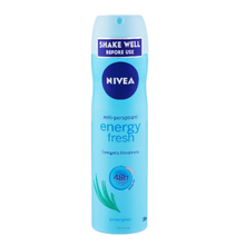 Load image into Gallery viewer, Nivea Energy Fresh Deodorant Spray 150ml
