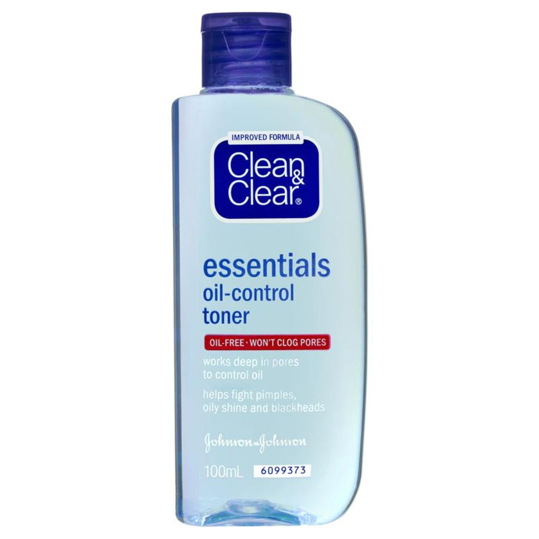 Clean & Clear Essentials Oil Control Toner 100ml