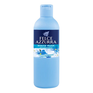 Felce Azzurra Body Wash - White Musk 650ml
