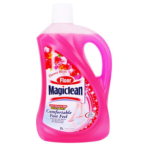 Kao Magiclean Floor Cleaner (Flower Bliss) 2L