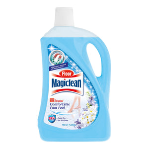 Kao Magiclean Floor Cleaner (Fresh Floral) 2L