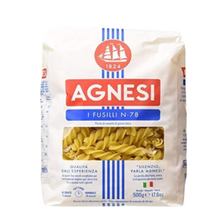Load image into Gallery viewer, Agnesi Fusilli 500g