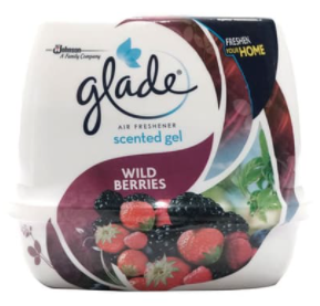 Glade Scented Gel Wild Berries 180g