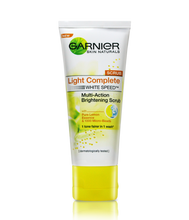 Load image into Gallery viewer, Garnier Light Complete White Speed Brightening Scrub 100ml