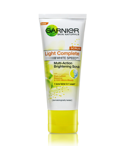 Garnier Light Complete White Speed Brightening Scrub 100ml