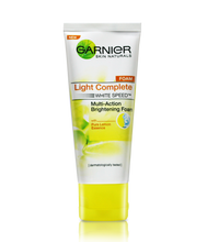 Load image into Gallery viewer, Garnier Light Complete White Speed Brightening Foam 100ml
