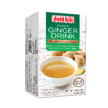 Load image into Gallery viewer, Gold Kili Instant Ginger Drink (No Added Cane Sugar) (10's x 5g)