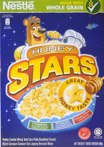 Nestle Honey Star Cereal 300g