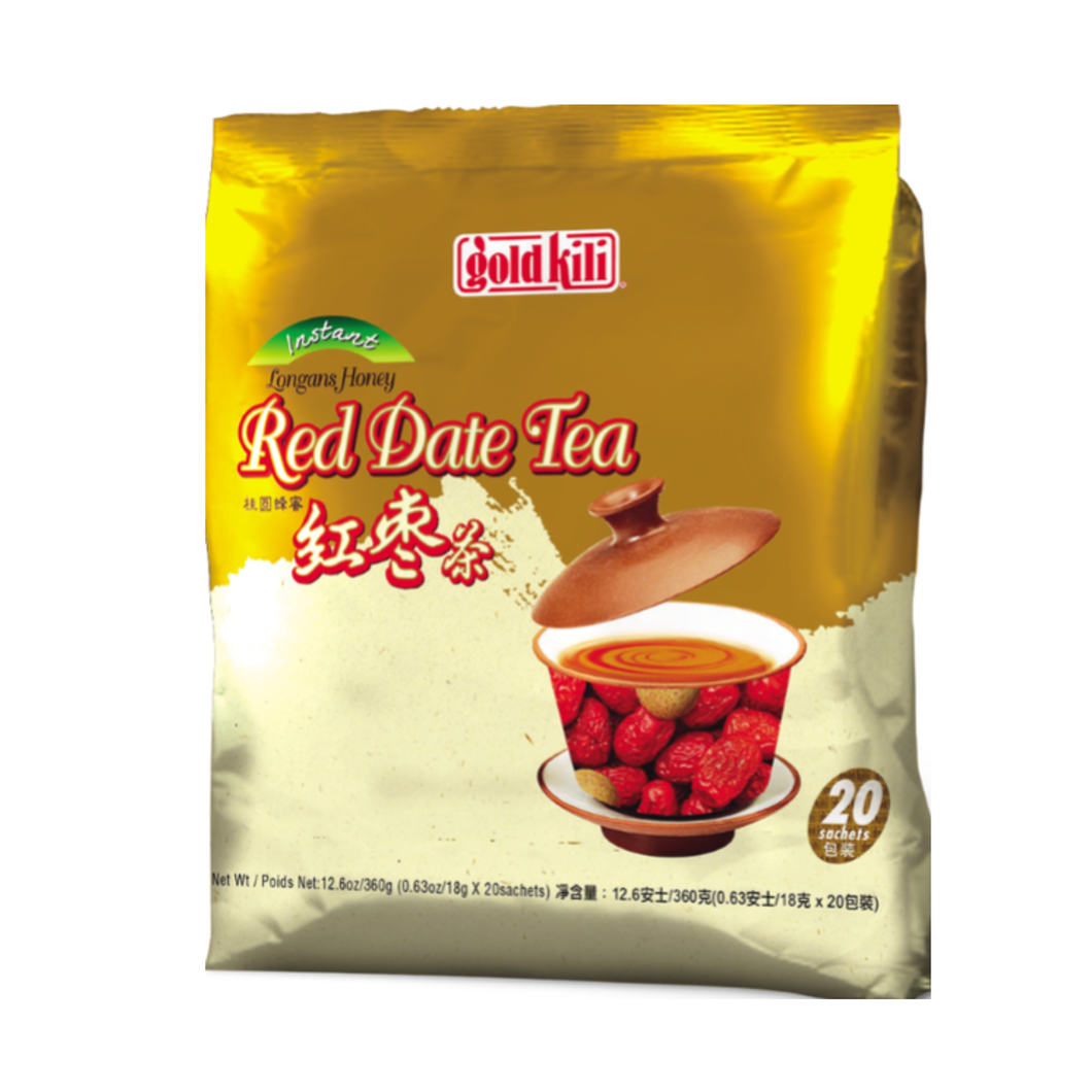 Gold Kili Honey Red Date Tea (20's X 18g)