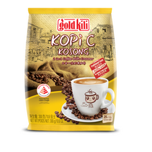 Load image into Gallery viewer, Gold Kili Traditional KOPI-C Kosong (2in1) (20's X 10g)