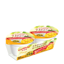 Load image into Gallery viewer, CorNiche Yogurt Jelly w / Nata De Coco (Mango) 320g