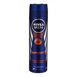 Nivea Men Sport Deodorant Spray 150ml