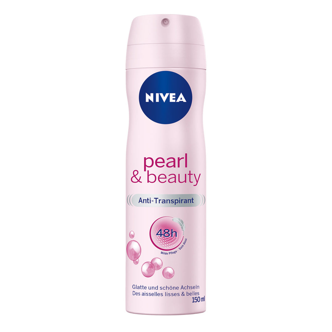 Nivea Women Pearl & Beauty Deodorant Spray 150ml