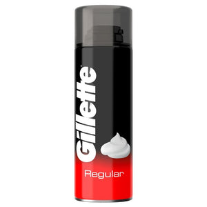 Gillette Shaving Foam - Regular 300ml