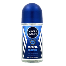 Load image into Gallery viewer, Nivea Men Roll On Cool Kick 50ml